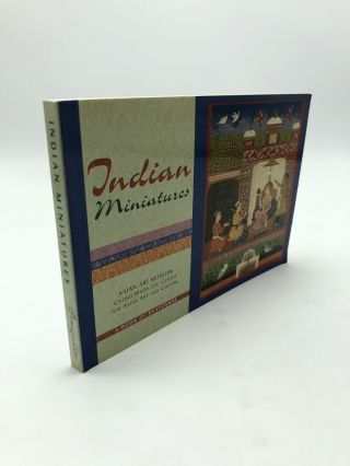 Indian Miniatures: A Book of Postcards. Pomegranate Europe