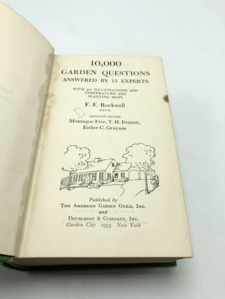 10,000 Garden Questions Answered By 15 Experts