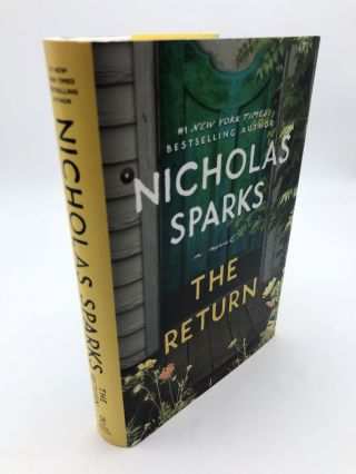 The Return. Nicholas Sparks