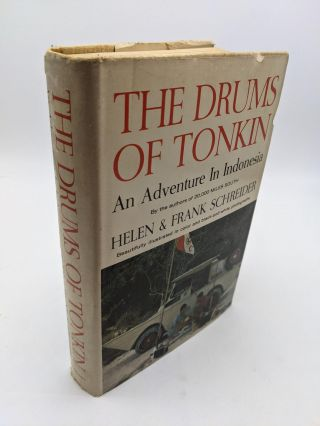 The Drums Of Tonkin. Helen, Frank Schreider