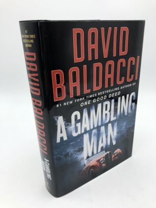 A Gambling Man. David Baldacci