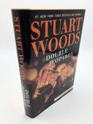 Double Jeopardy. Stuart Woods