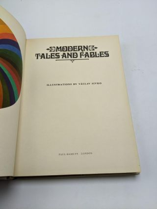 Modern Tales And Fables