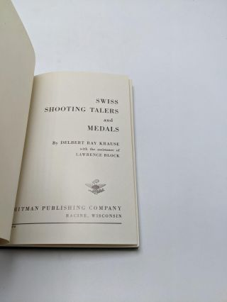 Swiss Shooting Talers And Medals